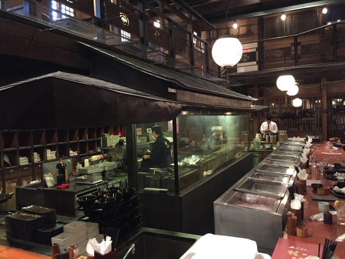 "Roppongi ""Gonpachi"" =  the Kill Bill Restaurant in Tokyo"